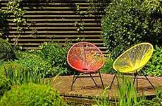 Gartenmöbel Trends 2021 - Foto: pixabay.com